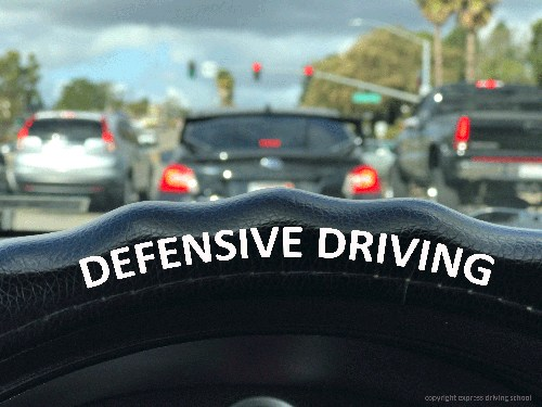 Defensive driving